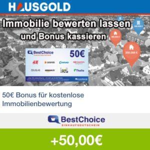 Hausgold Bonus Deal