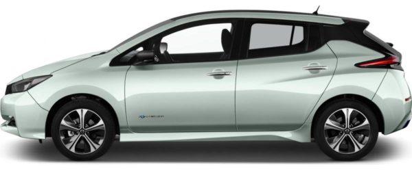 Nissan Leaf Visia 1