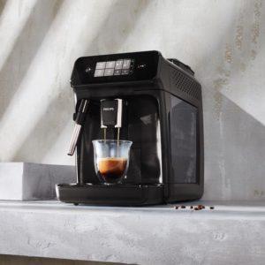 Philips EP 1222 Kaffeevollautomat mit Milchaufschaeumer