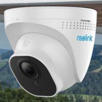 RLC 522 5MP PoE IP Kamera mit 3X optischem Zoom