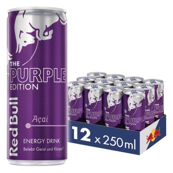 Red Bull Energy Drink Acai Beere