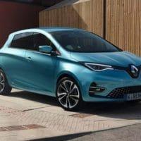 Renault Zoe Deal