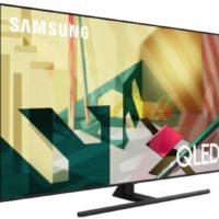 SAMSUNG GQ65Q70TGT QLED TV Flat 65 Zoll  163 cm UHD 4K SMART TV