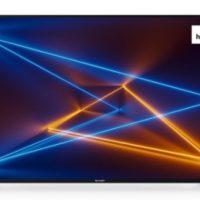 Sharp 6522 Ultra HD 4K Smart LED TV LC 65UI7252E