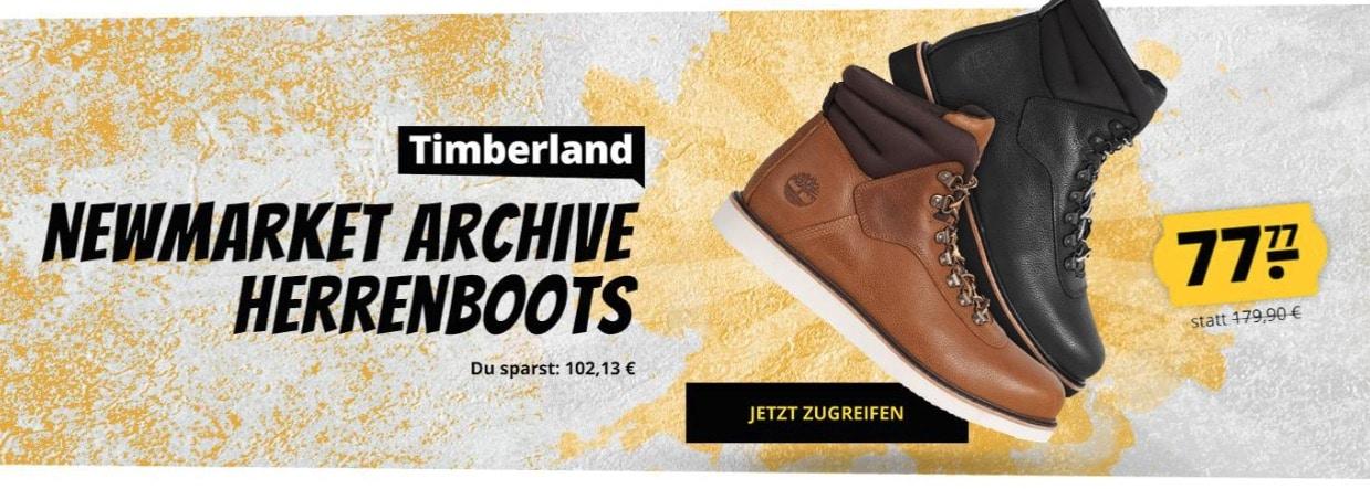 Timberland Newmarket Archive Herren Boots A2QGA