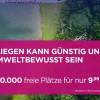 Wizz air Sale One Way Fluege fuer nur 999