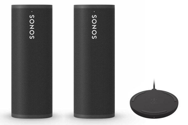 Sonos Roam Stereo Set