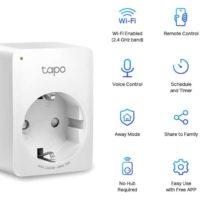 4x TP Link Tapo WLAN Steckdose per Smartphone steuerbar 1