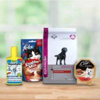 Amazon Haustier Artikel  Nimm 4 zahl 3 mit Whiskas Pegigree usw.