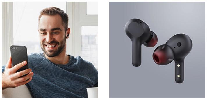 Aukey EP T25   TWS Bluetooth In Ears mit bis zu 25h Laufzeit