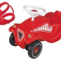 BIG Bobby Car  mit Whisper Wheels  Schuhschonern