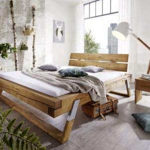 Bett aus Fichte Massiv .jp2 2021 10 07