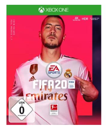 FIFA 20 - [Xbox One] Gamescom Deals Saturn