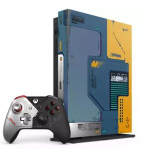 MICROSOFT Xbox One X 1TB – Cyberpunk 2077 Limited Edition