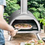 Nur heute: Pizzaofen 🍕 Burnhard Nero mit bis zu 500°C
