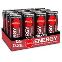 Cola energy ohne Zucker