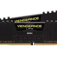 Corsair Vengeance LPX 16GB 2x8GB DDR4 3200MHz C16 XMP 20 High Performance Desktop Arbeitsspeicher Kit Schwarz