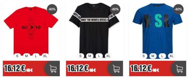 Diesel T Shirts