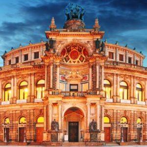 Dresden 🏨💲 im zentralen 4* Hotel, z.B. 1x ÜF ab 33€ p.P.