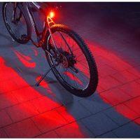 FISCHER Twin Fahrrad Ruecklicht