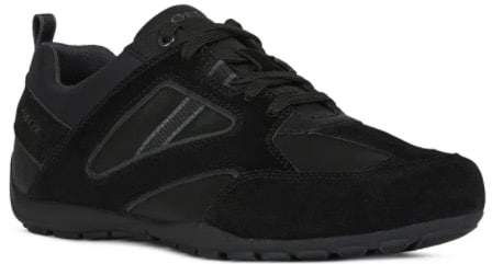 Geox Sneakers Ravex in Schwarz