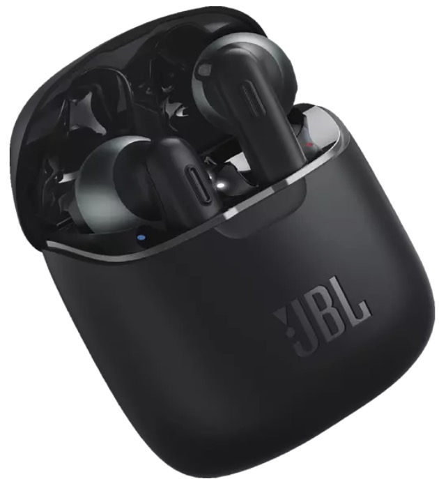 JBL Tune 220 In ear True Wireless Kopfhoerer Bluetooth Schwarz