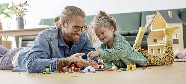 Lego 11008 Classic Bausteine  1 1