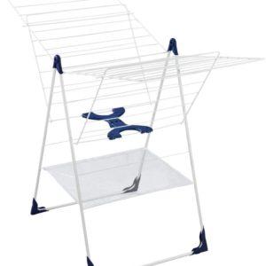 Leifheit Standtrockner Classic 250 Flex, individuell einstellbarer Wäschetrockner mit 25m Wäscheleine