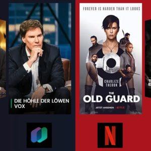 Netflix waipu