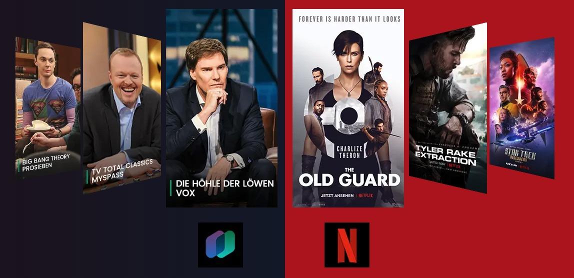Netflix waipu 2