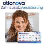 100€ BestChoice-Gutschein 😬 bei ottonova Zahnzusatzversicherung 🦷