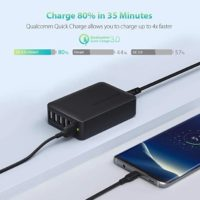 RAVPower Quick Charge 3.0 USB Ladegeraet
