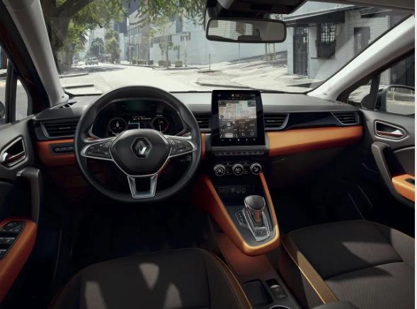 Renault_Captur_Testleasing_Autohaus_Koenig_Cockpit
