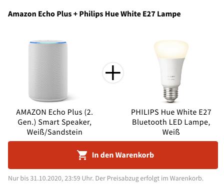 AMAZON Echo Plus (2. Gen.)