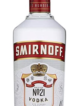 Smirnoff Red No. 21 Premium Vodka 700ml