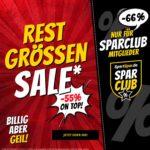 [TOP] Sale mit 55% Rabatt 🎉👕 z.B. Shirts ab 2€ usw. (66% für VIP-Mitglieder)
