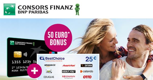 consors finanz bonus deal UEbersicht