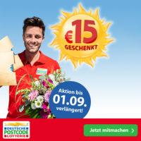Postcode Lotterie Ziehung Heute