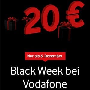 😲 1 Monat GRATIS: 10GB LTE + Allnet-Flat Vodafone CallYa Prepaid (mtl. kündbar)