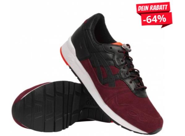 ASICS Tiger GEL Lyte Sneaker rot