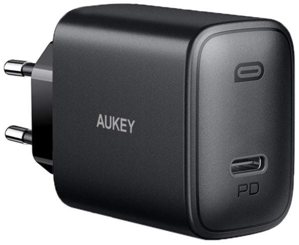 AUKEY 18W USB C Ladegerät