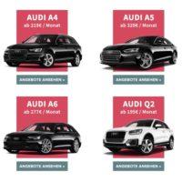 Audi Leasinmarkt