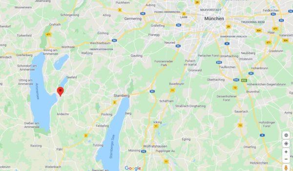 Bayern  2x UEF im 4 Hotel am Ammersee zu zweit fuer 218