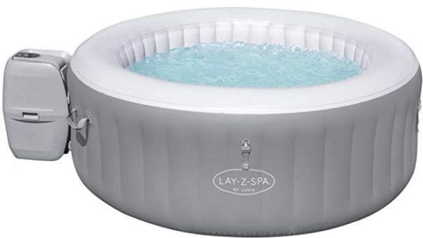 Bestway Lay Z SPA Whirlpools grau