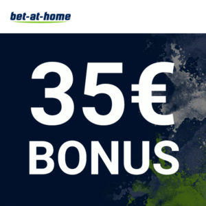 Bet at home bonus deal Thumb