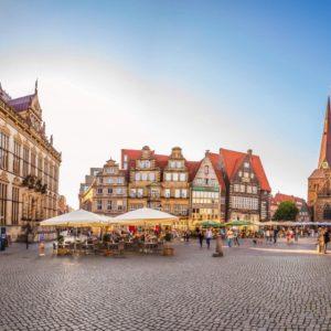 Bremen Übernachtung im 4 Sterne-Hotel