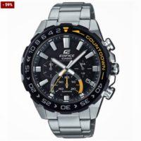 Casio Herren Chronograph Edifice 22EFS S550DB 1AVU22 solarbetrieben