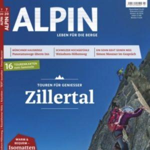GRATIS  4 Monate 22Alpin22 Magazin lesen