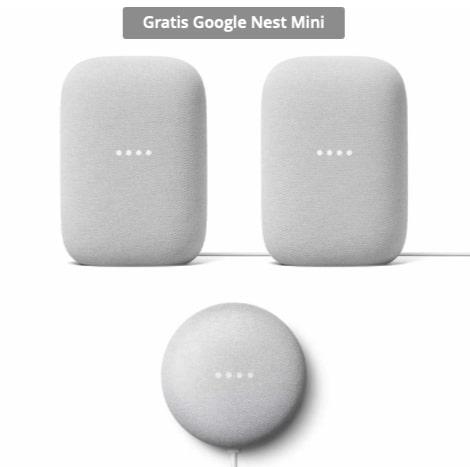 Google Nest Audio  Google Nest Mini   Smart Speaker kaufen  tink 2021 09 28