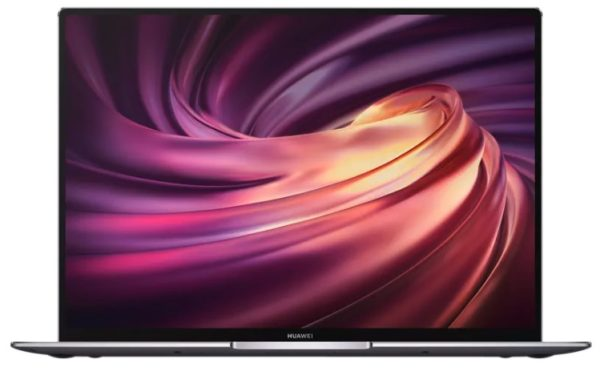 HUAWEI Matebook X Pro 2020 Notebook mit 139 Zoll Display Touchscreen Core i5 Prozessor 16 GB RAM 512 GB SSD GeForce MX250 Space Gray